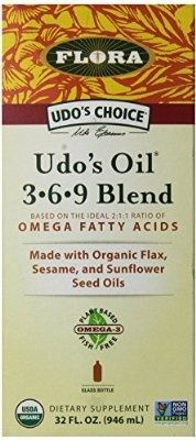 Udo's Choice Oil 3.6.9 Blend 32-Ounce Glass Bottle - For Sale Check more at http://shipperscentral.com/wp/product/udos-choice-oil-3-6-9-blend-32-ounce-glass-bottle-for-sale/