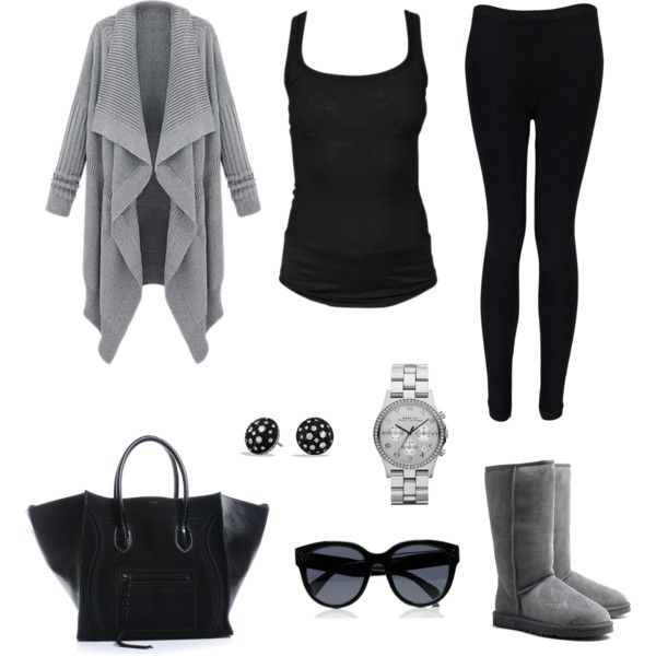 Comfy Travel Outfit