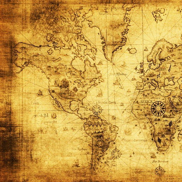 World Map Canvas Print World Map Canvas World Map Tattoos Map Canvas Print
