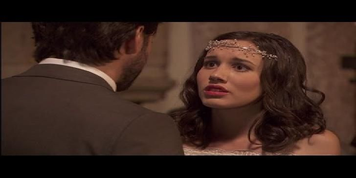 colpo di scena al matrimonio tra Aurora e Candela
