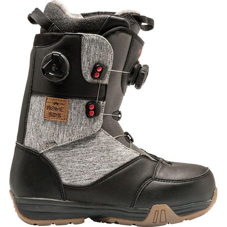 Rome Memphis Boa Snowboard Boot - Womens    The perfect flex for cruising with friends or pushing to learn new tricks