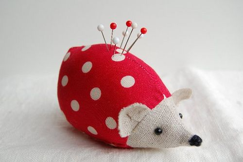 Hedgehog pincushion..where oh  where can I find this pattern???