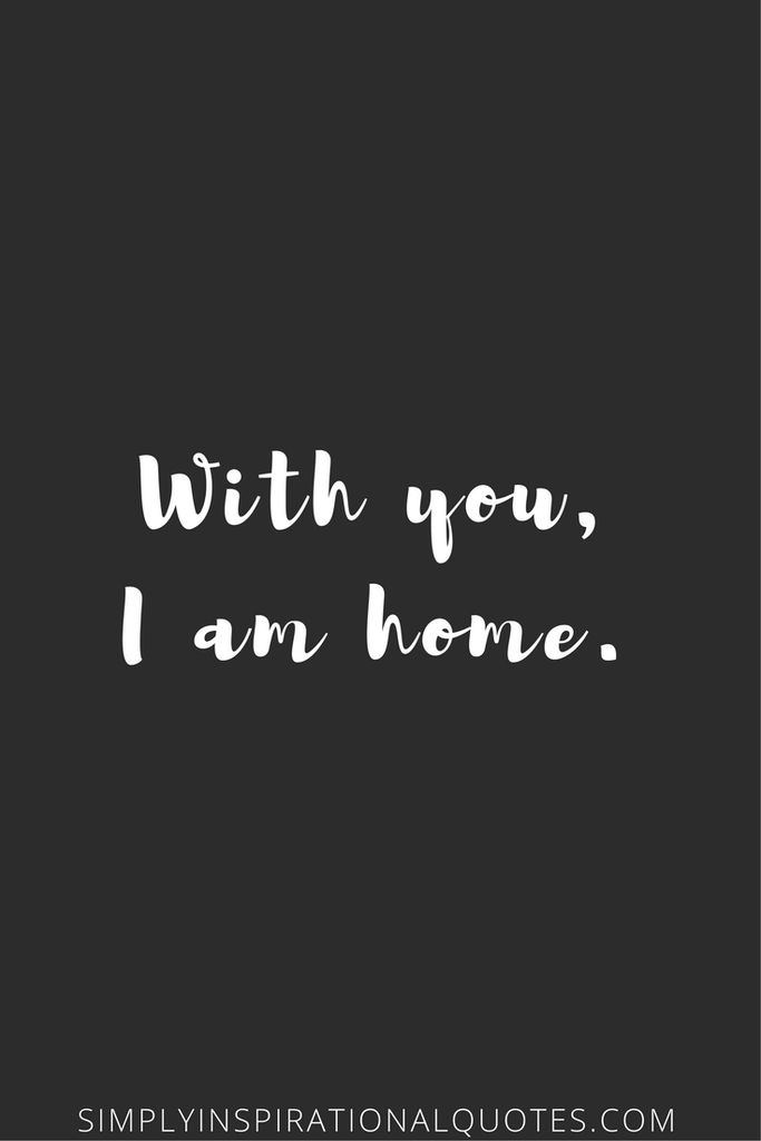 quotes about home and love - photo #16