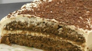 Classic tiramisu! Check out our video below!