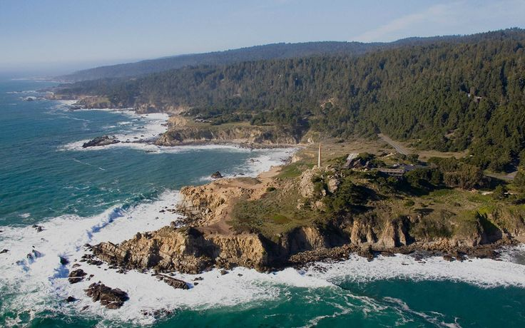 Sonoma Coast Hotel | Timber Cove | Jenner, California Accommodations...designed by Frank Lloyd Wright, recently updated by the Novogratzs