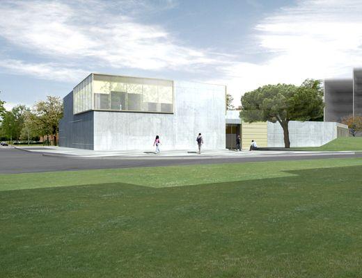 Médiathèque du Mirail   W-Architectures