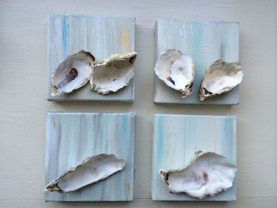 1233 best coastal living with elegance images on pinterest for Seashell art projects