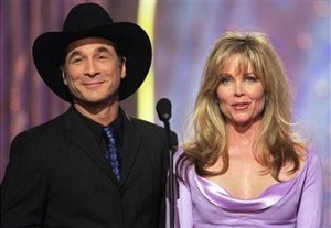 41 best images about clint black on pinterest patrick o for Is clint black and lisa hartman still married