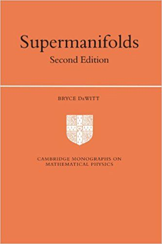 Resultado de imagen para supermanifolds dewitt