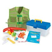 Found it at Wayfair - Pretend and Play 11-Piece Fishing Set