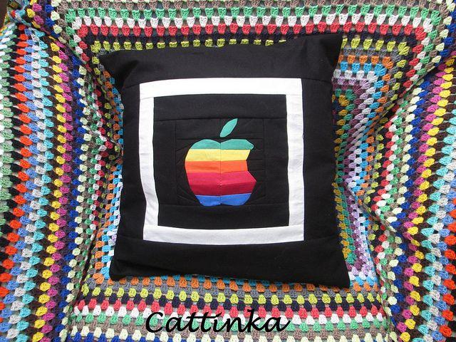 Apple Kissen | Flickr - Photo Sharing!