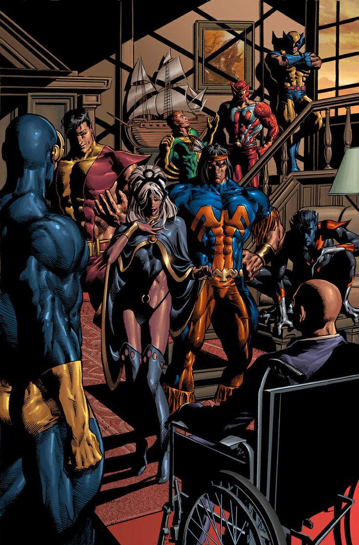 Wolverine: Conheça toda a história do mais popular herói mutante da Marvel e dos…                                                                                                                                                                                 Mais