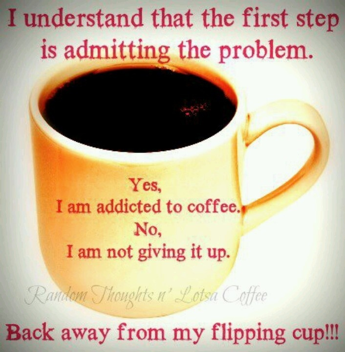 Coffee Addiction | my coffee and book addiction | Pinterest