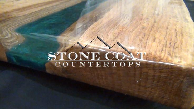 Woodworkers Love Stone Coat Countertop Epoxy Check…