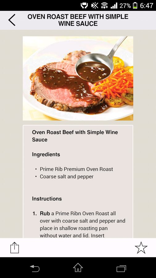 #CDNbeefRoundup App! Now available on iTunes an Android!  #beef #recipe