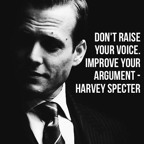 Main man Harvey #suits #harveyspecter #quote #wisdom #inspiration #man #men #lifestyle #style #swagger #truth #stayfocussed #mainman #icon by jfkmagazine