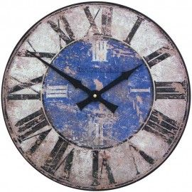 Antique Wall Clock 36cm