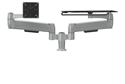 SpaceoCo Laptop Platform & Monitor Arm