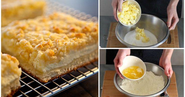 Streuselkuchen, el pastel más rico de la repostería alemana