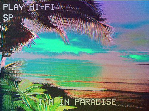 VHS vaporwave Alex Art i am fucking trash i found this cool ...