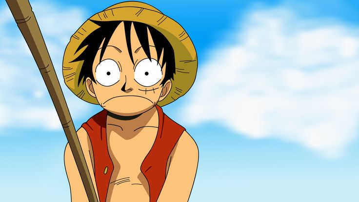 Funny One Piece Luffy Wallpaper