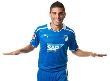 TSG 1899 Hoffenheim 2013/14 PUMA Home, Away and Third Kits