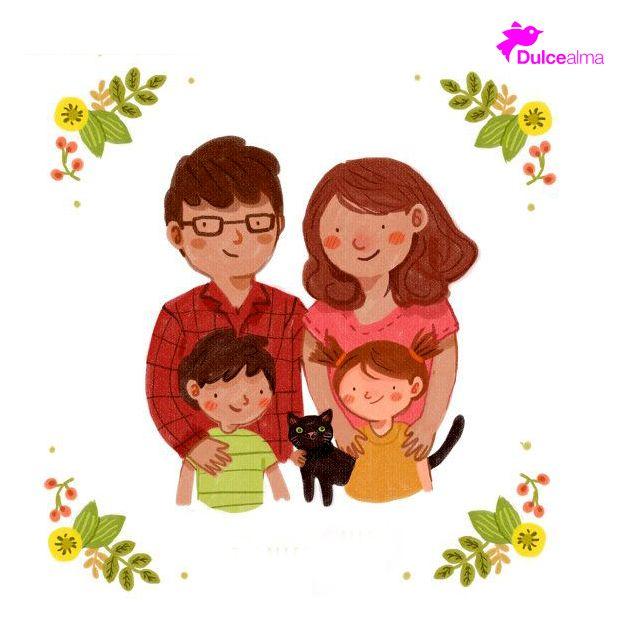 La alegría de vivir se contagia a los más pequeños del hogar. #Amor #DulceAlma