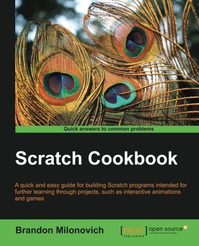 I'm selling Scratch Cookbook by Brandon Milonovich - $10.00 #onselz