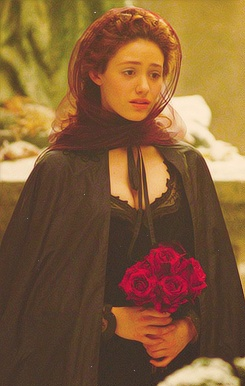 "Christine   ""Wishing You Were Somehow Here Again""    The Phantom of the Opera   2004 Film   Emmy Rossum"