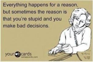 :)Truths Hurts, Life, Laugh, Quotes, Funny Stuff, Ecards, Reasons, Bad Deci, True Stories