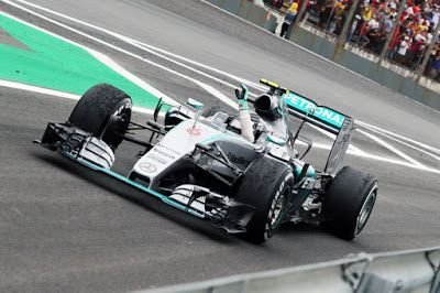Paul English Formula 1: Rosberg wins in Brazil as Verstappen entertains