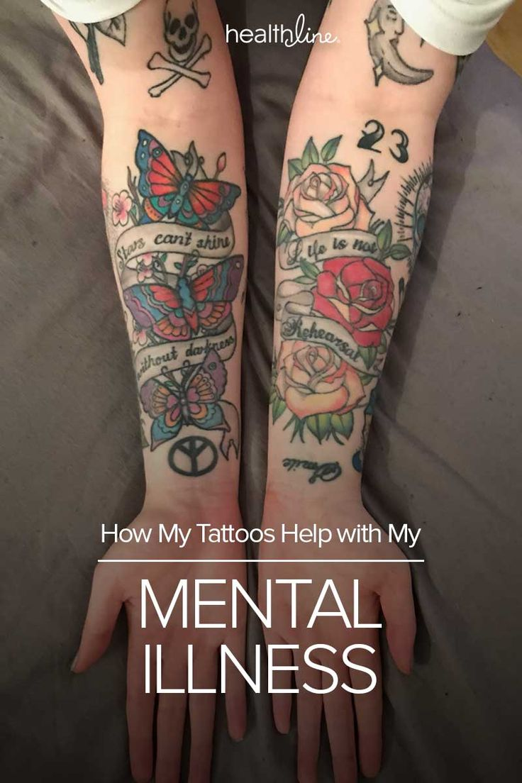 How My Tattoos Helped Me Erase a History of Self-Harm