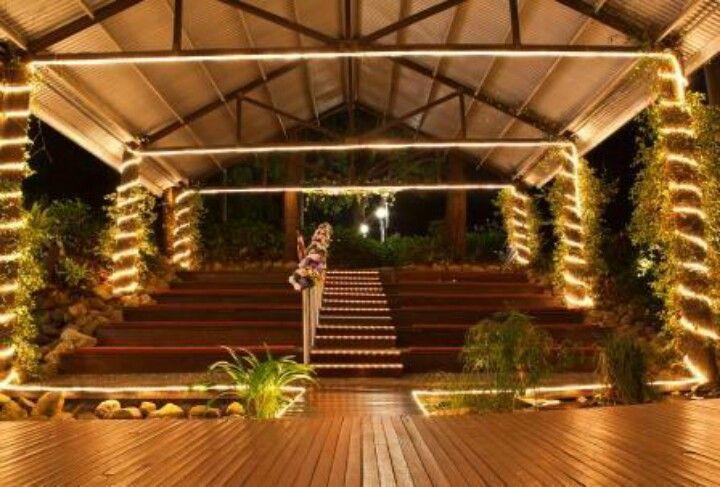 Beautiful Cedar Creek wedding venue ♥