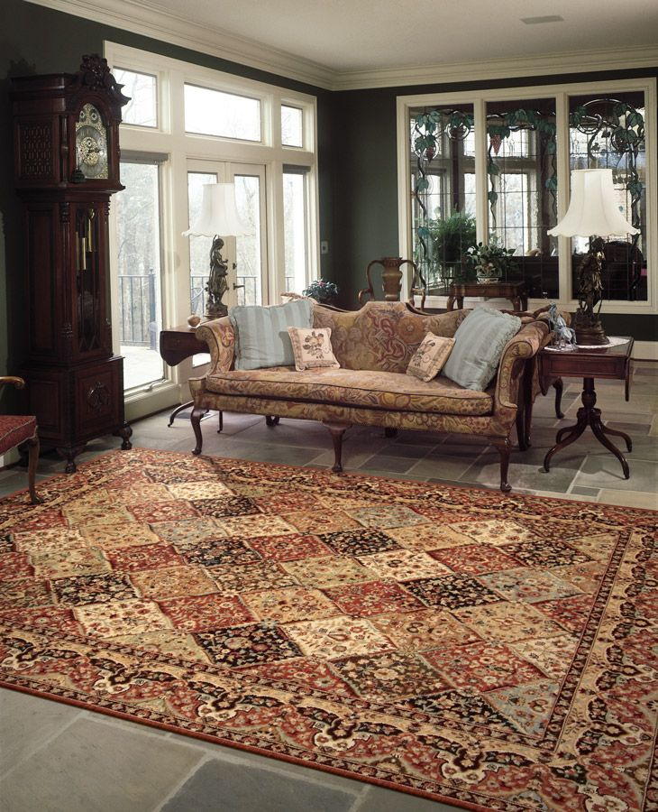 Woven Conceptclassic Persian Style Carpets Are An Old Favorite
