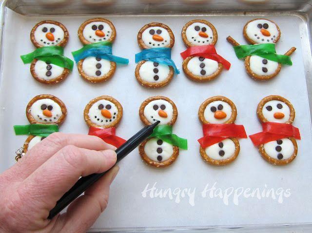 25 Easy Christmas Treats for Kids - doublethebatch.com