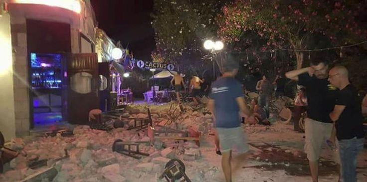Bacalao con Papa: Fuerte terremoto de categoría 6.5 sacude Grecia y ...