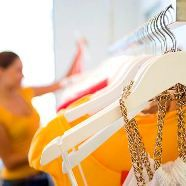 Tips for revamping your wardrobe post-baby.