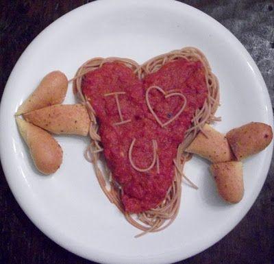 Valentine's Day Dinner for Kids