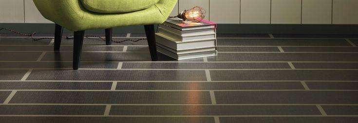 Abstract flooring from Amtico Signature.