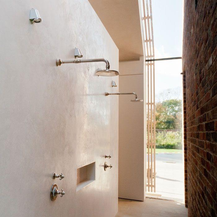 Simple Moroccan Plaster Interior | Decor Tadelakt