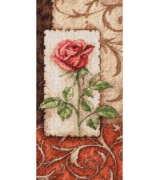Dimensions Gold Collection Petite Single Rose {this would look great in our bedroom}