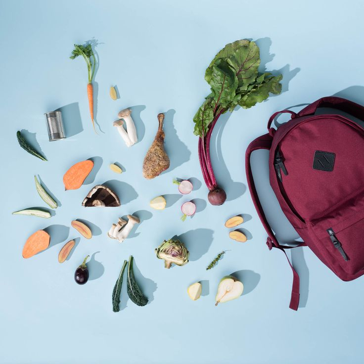 """Eat your greens ... and your  Parkland Meadow Backpack in Maroon from the Spring 2017 Collection. The Meadow Backpack offers versatility for work, school or travel. With enough room for your 15"""" laptop, Valley Travel Kit and your day's essentials, you'll be ready to seek out your next adventure."""
