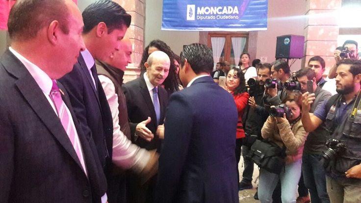 El diputado de Movimiento Ciudadano urgió a las autoridades estatales y municipales para que los Bomberos de Morelia y los de todo el estado, sean dotados de mejores instalaciones y ...