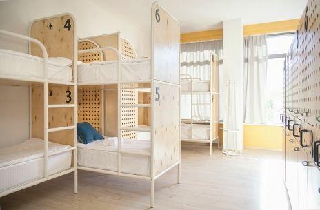 14-местный номер – Отель Хостел «Netizen»