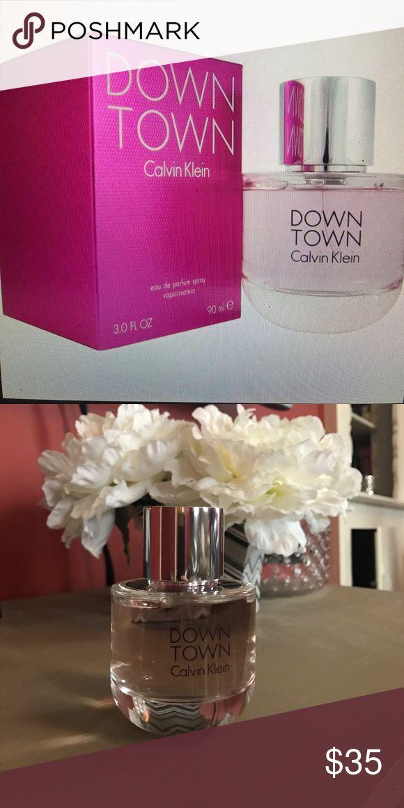 Calvin Klein Downtown eau de parfum 3 FL OZ NEW Packaging unavailable Calvin Klein Makeup