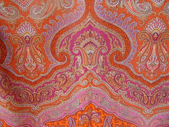 17 Best Images About Pattern Paisley On Pinterest