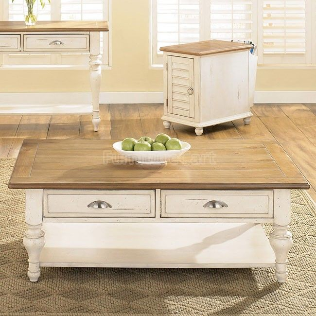 49 Best Coffee Tables Images On Pinterest: 49 Best Cottage White Coffee Tables, End Table Images On