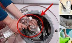 Aceto in lavatrice: tutti i suoi (naturali) benefici