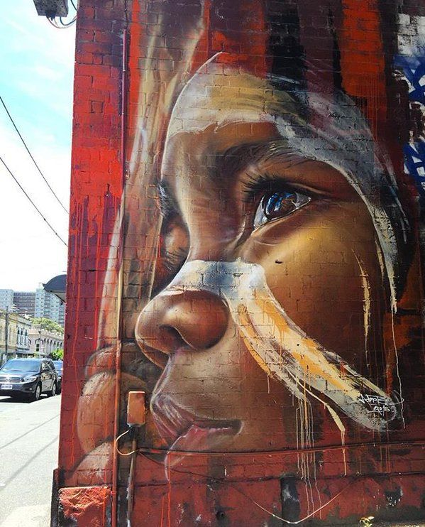 "Street Art on Twitter:Jan-2016 ""New Street Art • Whoamirony Found in Toothing…"