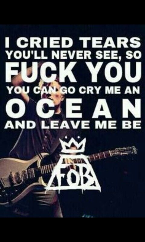 Fall Out Boy // Save rock and roll